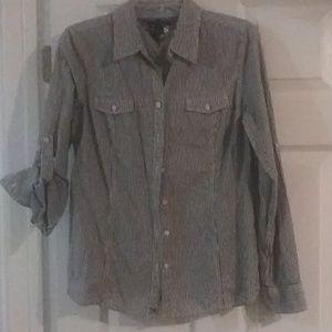 Tommy Hilfiger pinstripe shirt